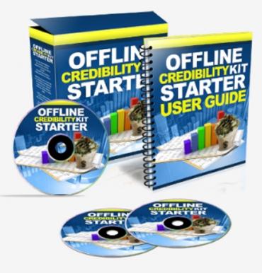 Offline Credibility Starter Kit