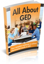 All About GED Private Label Rights