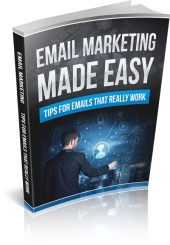 Email Marketing Made Easy 2015 Private Label Rights