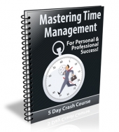 Mastering Time Management Private Label Rights