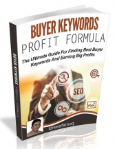 Buyer Keywords Profit Formula Private Label Rights