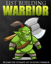 List Building Warrior Private Label Rights