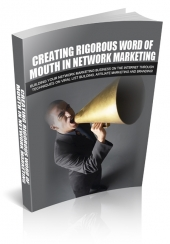 Creating Rigorous Word Of Mouth Private Label Rights