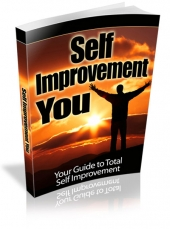 Self Improvement You Private Label Rights