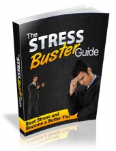 The Stress Buster Guide Private Label Rights