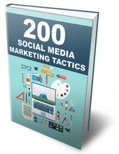 Social Media Marketing Tactics Private Label Rights