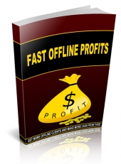 Fast Offline Profits Private Label Rights