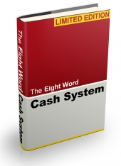 Eight Word Cash System Private Label Rights