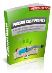 Passive Cash Profits Private Label Rights