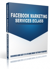 Facebook Marketing Services eClass Private Label Rights