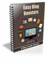 Easy Blog Booster Private Label Rights