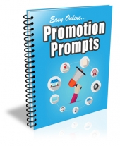 Easy Online Promotion Prompts Private Label Rights