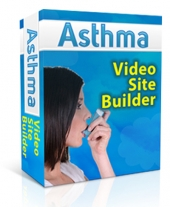 Asthma Video Site Builder Private Label Rights