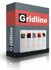 Gridline WordPress Theme Private Label Rights