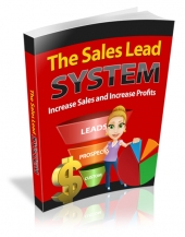 Sales Lead System Private Label Rights