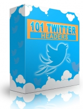 101 Twitter Headers Private Label Rights