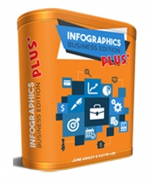 Infographics Business Edition Plus Private Label Rights