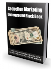 Seduction Marketing Underground Black Book Private Label Rights