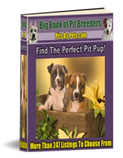 Big Book of Pit Breeders