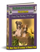 Big Book of Pit Breeders Private Label Rights