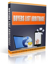 Buyers List Arbitrage Private Label Rights