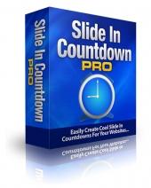 SlideIn Countdown Pro Private Label Rights