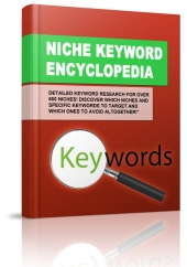 Niche Keyword Encyclopedia Private Label Rights