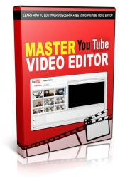 Master YouTube Video Editor Private Label Rights