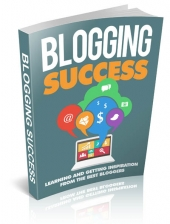 Blogging Success Private Label Rights