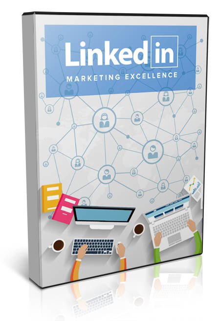 Linkedin Marketing Excellence - Upsell