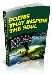 Poems That Inspire The Soul Private Label Rights