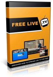 Free Live TV Private Label Rights
