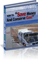 How To Save Money And Conserve Gas! Private Label Rights