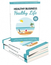Healthy Business, Healthy Life Private Label Rights