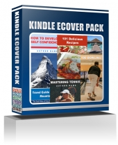 Kindle eCover Pack Private Label Rights