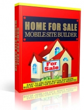 Home For Sale Mobile Site Builder Private Label Rights