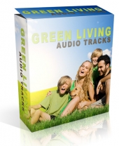 Green Living Audio Tracks Private Label Rights