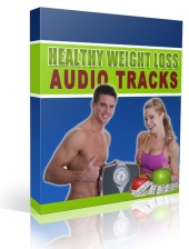 Healthy Weight Loss Audio Tracks Private Label Rights