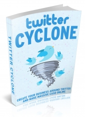 Twitter Cyclone Private Label Rights