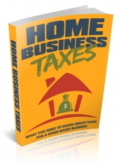 Home Business Taxes Private Label Rights