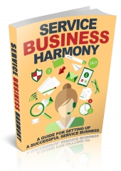 Service Business Harmony Private Label Rights