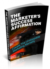 Marketers Success Affirmation Private Label Rights