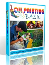 Oil Painting Basics Audio Tracks Private Label Rights