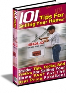 101 Tips For Selling Your Home! Private Label Rights