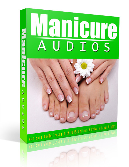 Manicure Audio Tracks