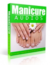 Manicure Audio Tracks Private Label Rights