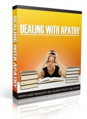 Dealing With Apathy Audio Tracks Private Label Rights