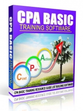 CPA Basic Training Software Private Label Rights