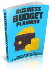 Business Budget Planning Private Label Rights