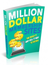 Million Dollar Membership Sites Private Label Rights